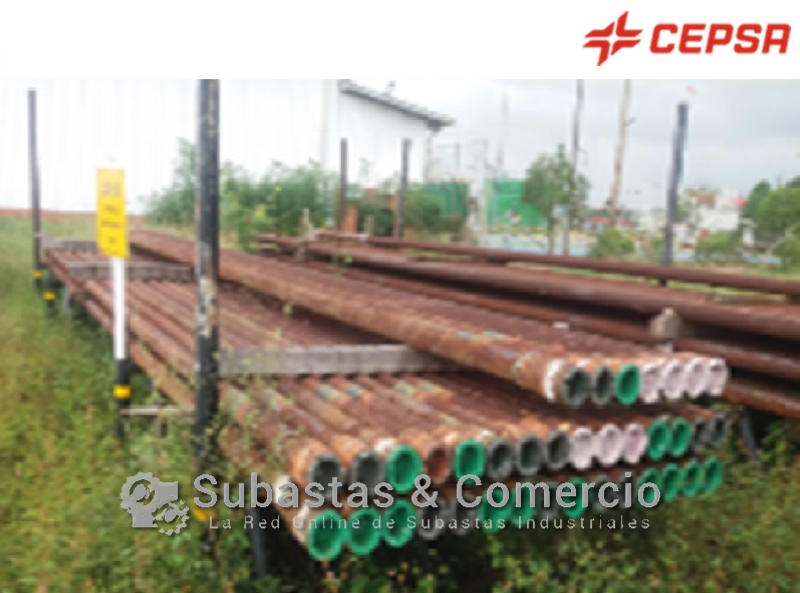 SYC17319-1 CASING DE 6 5 8 , 7 , 9 5 8 , 13 3 8  APROX. 1.916FT
