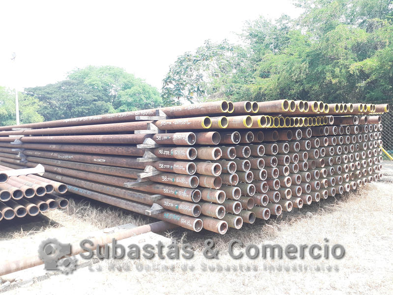 SYC09719-1 TUBERIA LINER DE 5IN APROX. 4.246 FT