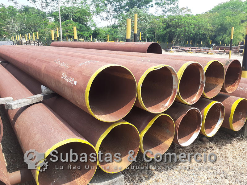 SYC09719-8 TUBERIA CASING 16IN APROX. 2.367FT