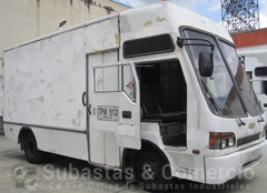 SYC24618-4 CAMION CHEVROLET TPM512 MOD.2002